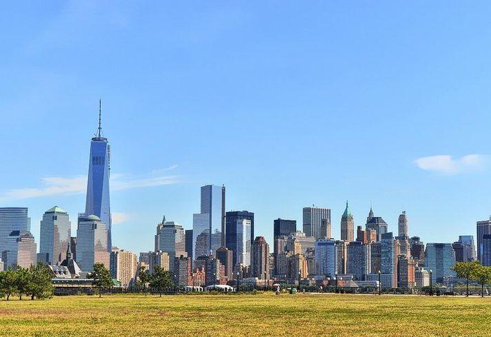 New York Skyline (FiDi)
