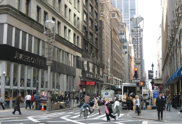 Extell Development To Tear Down 10 Buildings In The Diamond District