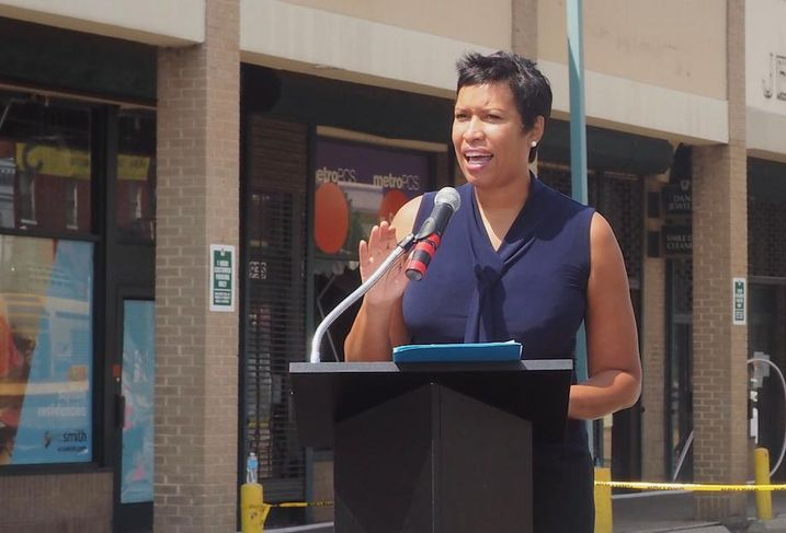 Mayor Muriel Bowser H Street Connection