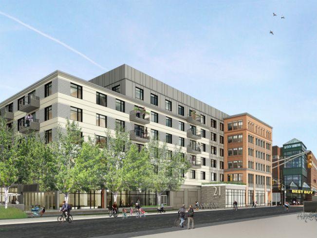 A New Neighborhood For Cambridge