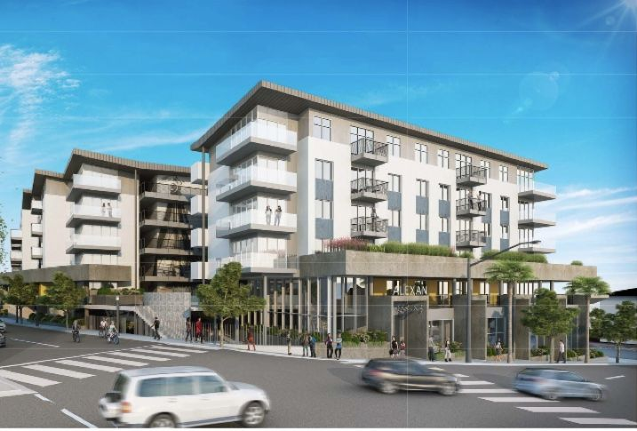 Alexan Little Italy, a 85-unit project in Little Italy, will break ground this fall.