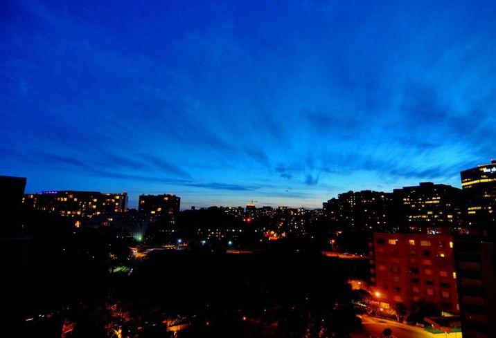 Rosslyn Skyline