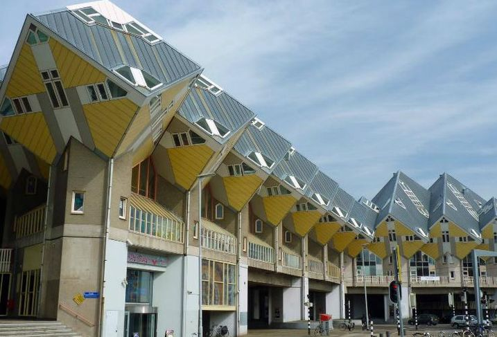 Cubehouses Netherlands