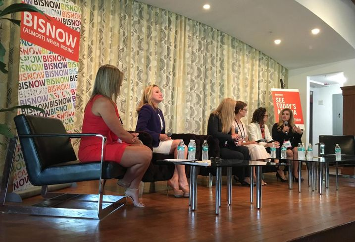 Miami Women of Influence Transit panel
