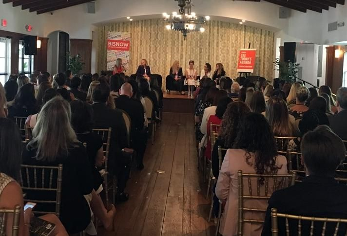 Miami Women of Influence Panel Transit