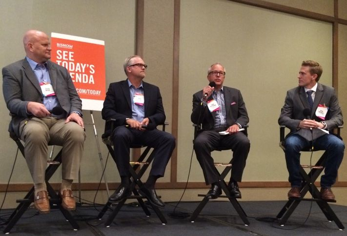 San Diego Annual Constuction & Developement Forum,  an Diego's Construction & Development Extravaganza Market Growth I Value-Add I Patterns I Trends panel.