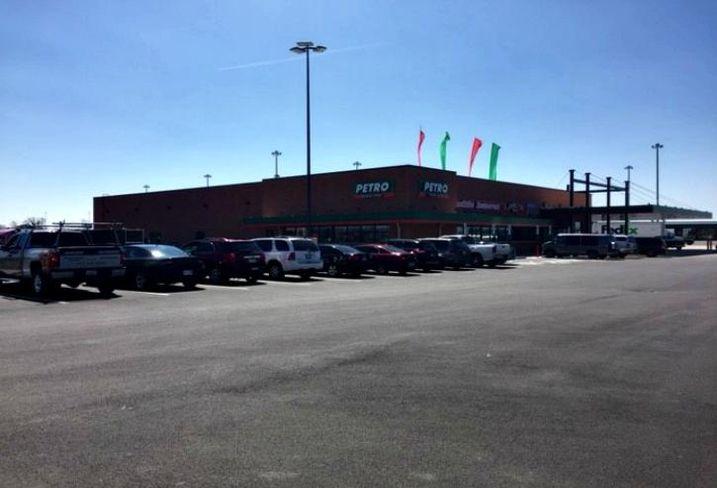 Petro Travel Plaza at RidgePort Logistics Center, Wilmington, IL