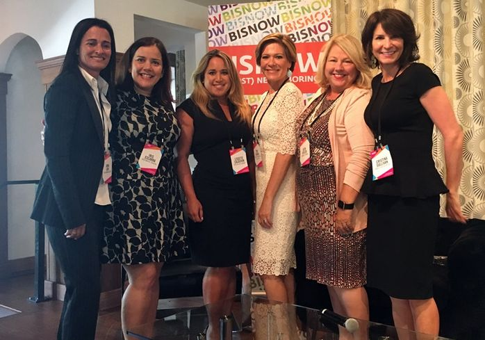 Iris Escarra, Shareholder, Greenberg Traurig  Lissette Calderon, President, The Related Group   Tere Blanca, CEO, Blanca Commercial Real Estate   Beth Butler, President, Compass Florida   Cristina Sullivan, Chief Operating Officer, Gables Residential   Avra Jain, CEO, The Vagabond Group