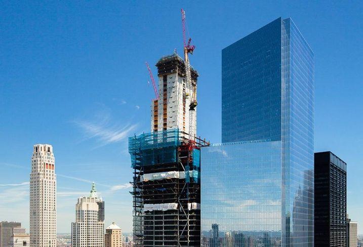 Zurich To Take 3 Floors, 132k At Silverstein's 4WTC