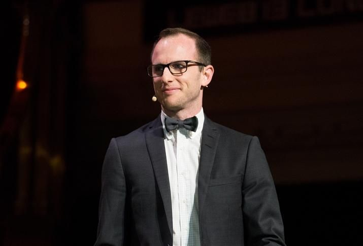 Joe Gebbia, Airbnb CPO and co-founder