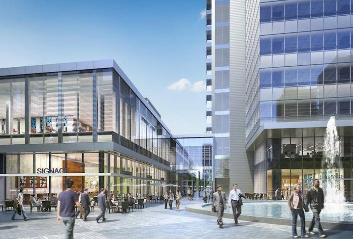 Vaughan Metropolitan Centre