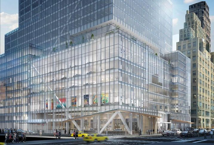 JPMorgan Signs Huge Lease For The Rest Of L&L's 390 Madison
