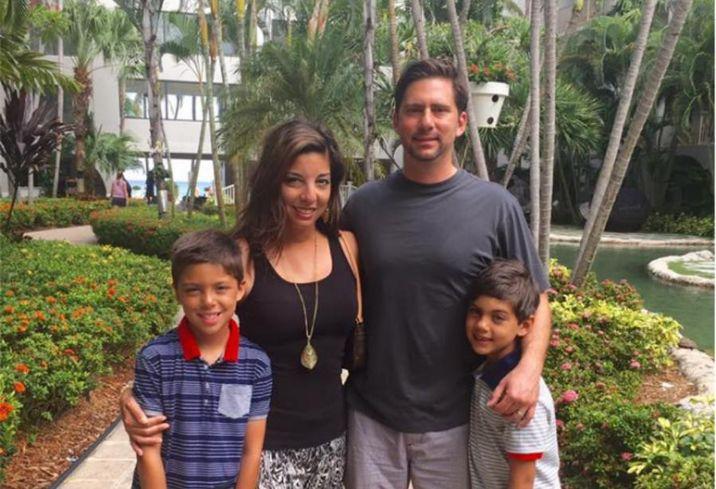 Ricardo Rivas, Family