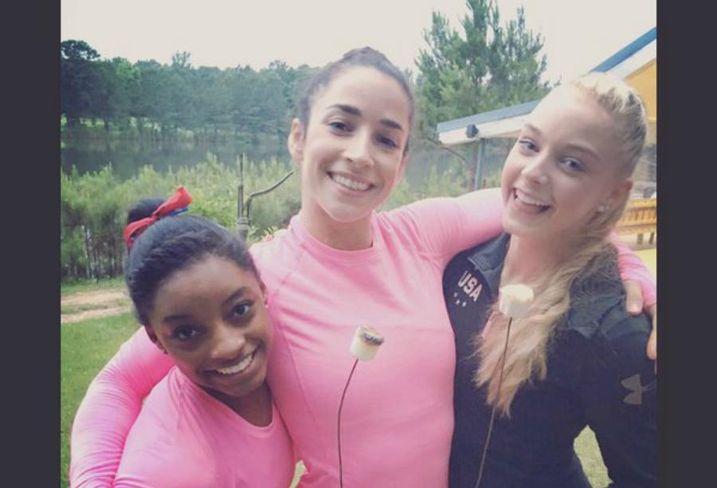 Olympians, Camp Karolyi