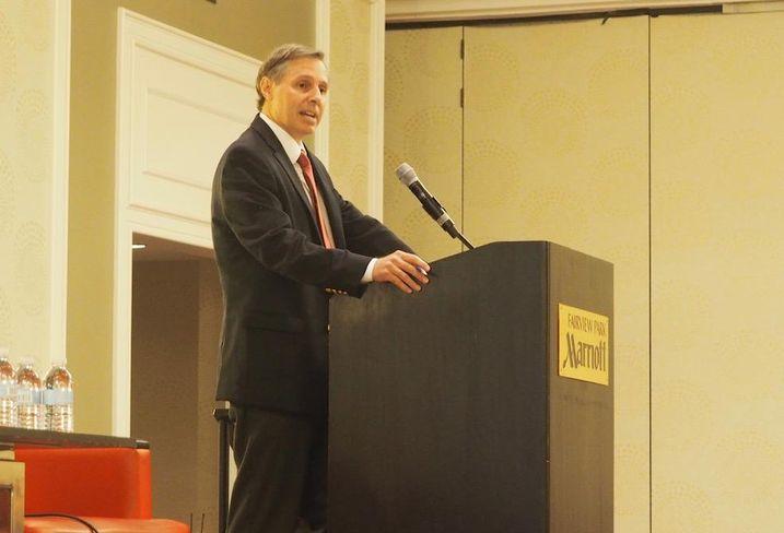 Falls Church Mayor David Tarter