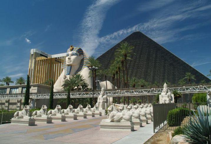 MGP Las Vegas Luxor
