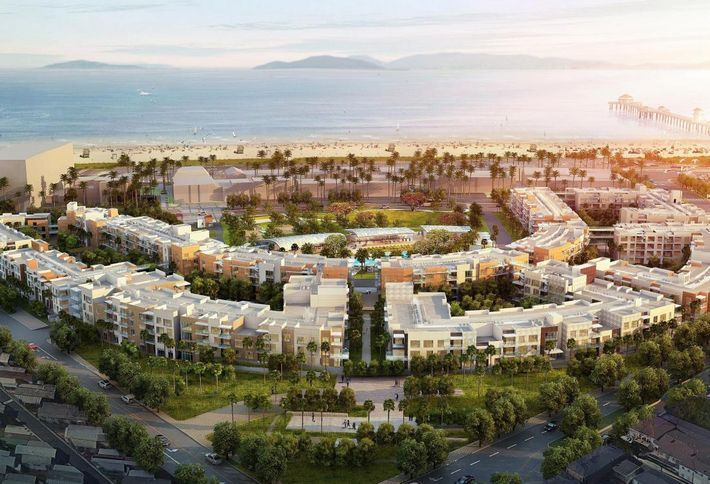 The Residences at Pacific City