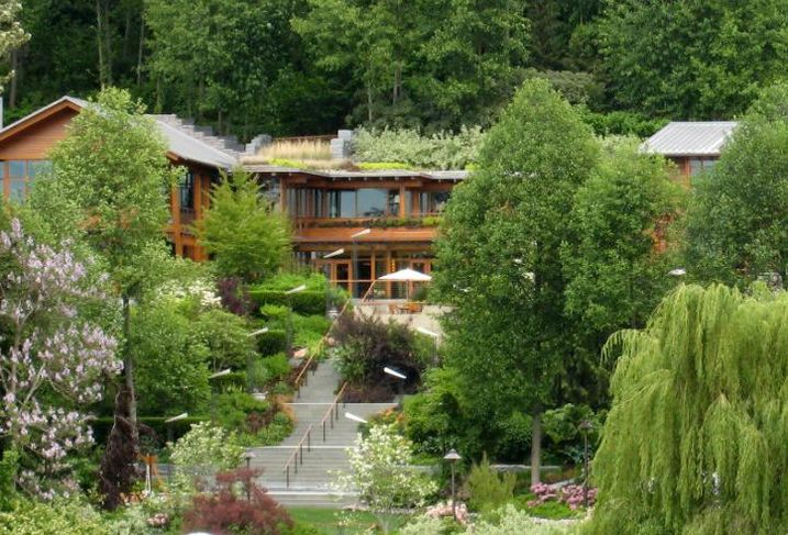 The Fabulous Real Estate Of Bill Gates