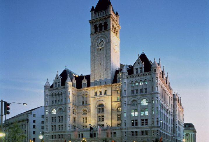 Old Post Office Trump hotel