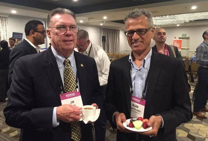 Jim Ruane and Alan Dibartolomeo