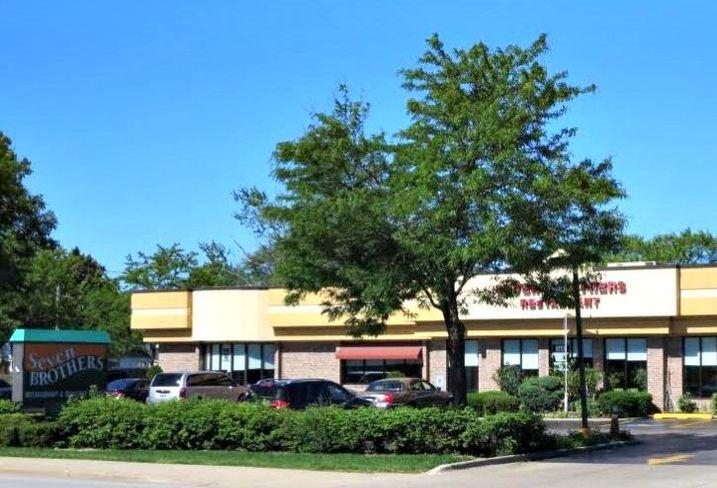 Seven Brothers Restaurant in Morton Grove, IL.