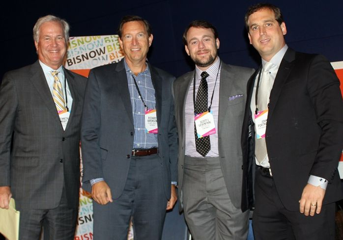 Ken Kraft, Parker Hudson Rainer Dobbs Richard Aaronson, Atlantic Realty Partners Scott Leventhall, Trillist Co, John Portman IV, Portman Holdings-