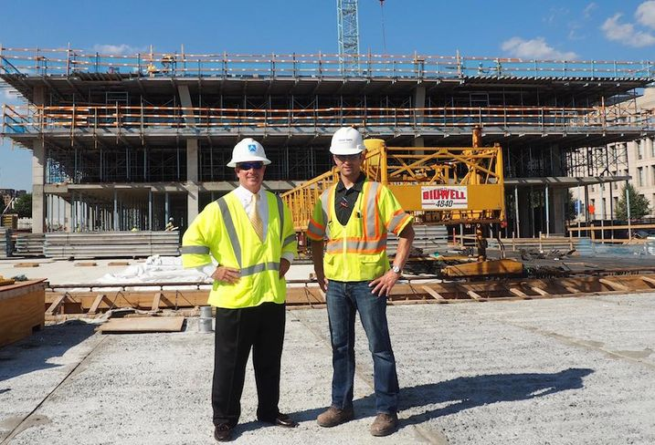 Sean Cahill Property Group Partners Billy Maloni Balfour Beatty