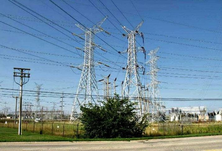 ComEd's substation in Des Plaines, IL