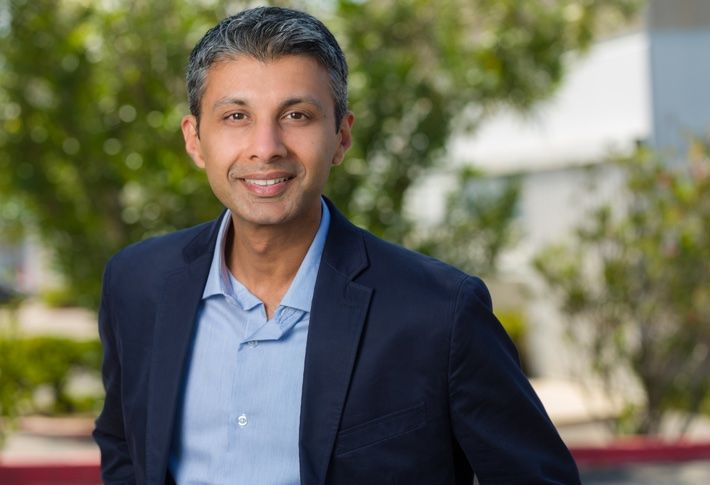 Zaheer Dhruv is co-founder and managing director of the new PierCap Partners investment banking firm in San Diego.
