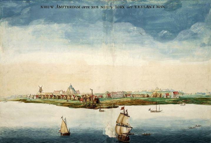 NYC Rekindles Its Dutch Heritage With Amsterdam Partnership
