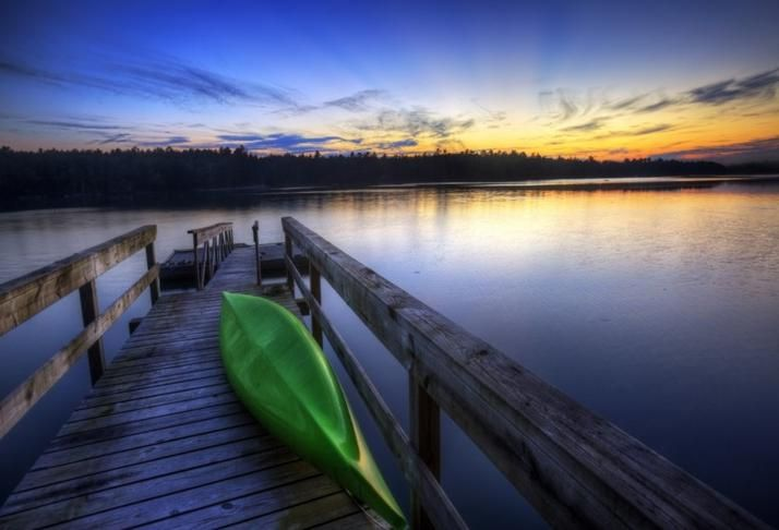 Kayak Launch Manatee River