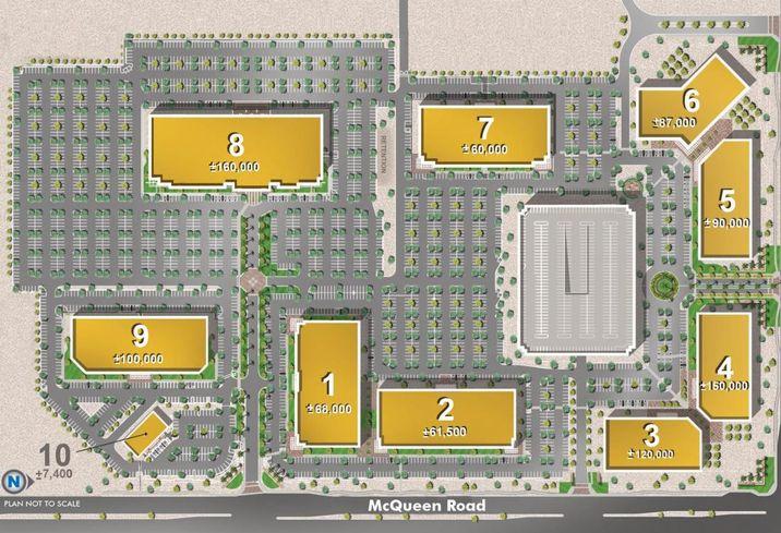 SunCap Developing 63-Acre Business Park To Meet Gilbert Industrial Demand