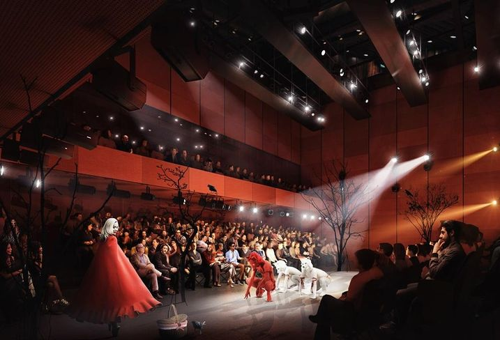 On Eve On 9/11's 15th Anniversary, The WTC's Performing Arts Center Unveiled To Public