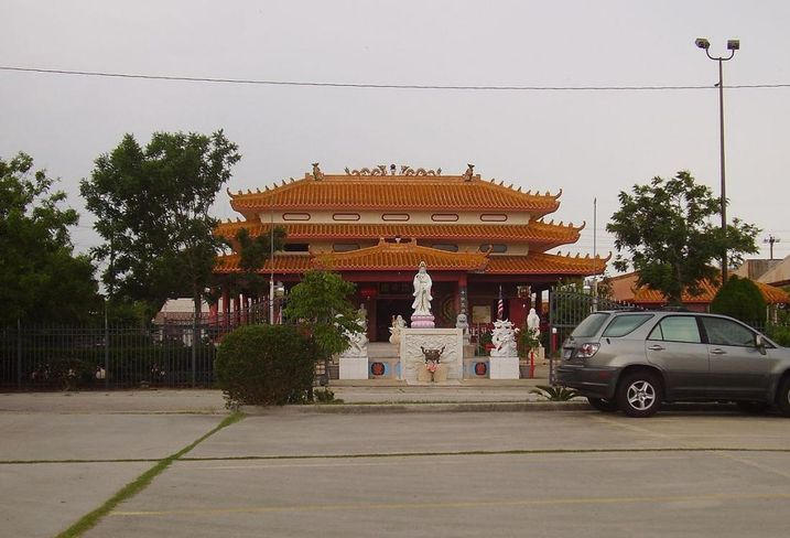 Texas Guandi Temple