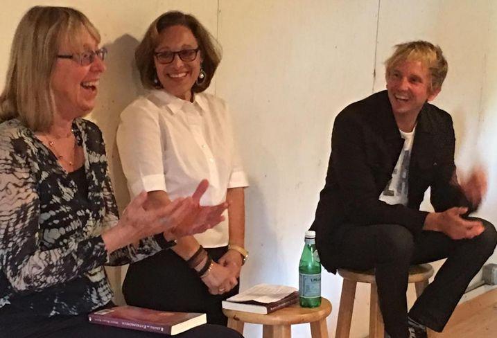 Margot Bisnow book event in Silicon Valley
