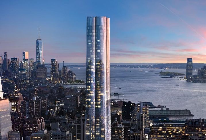 Take A Look Inside 15 Hudson Yards, Which Begins Condo Sales This Week