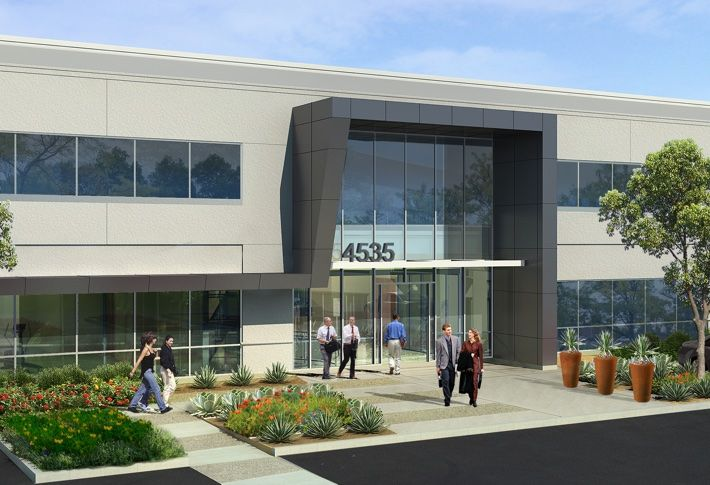 BioMed Realty Trust is converting a 183k SF office complex in the University Towne Center submarket to biotech space.