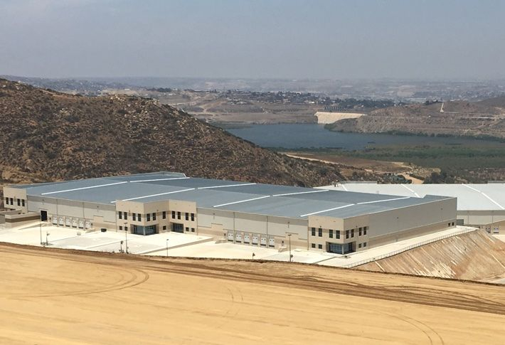 This 300k SF ICON manufacturing plant is opening in November in Tijuana and will provide 1,000 jobs.