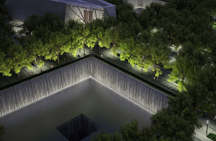 9/11 Memorial, WTC, world trade center, Larry Silverstein