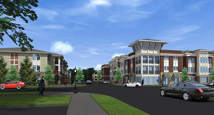 Crescent, Pearl Street Kick Off Apartments At One Bellevue Place