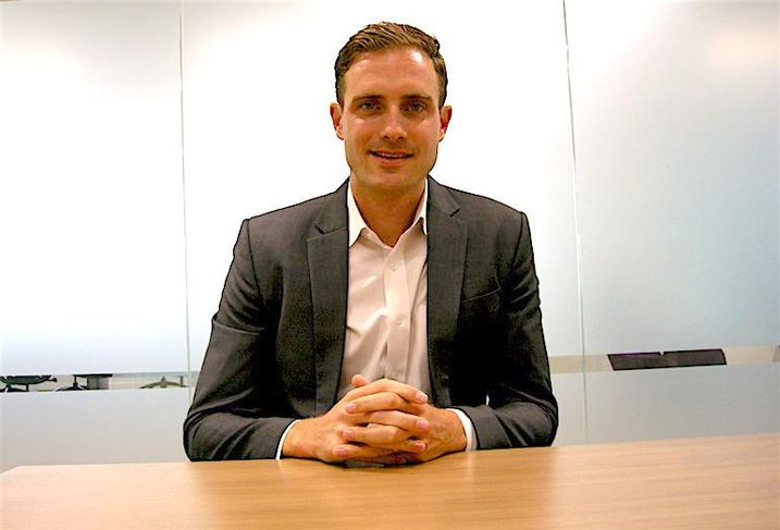 Slate Retail REIT CEO Greg Stevenson