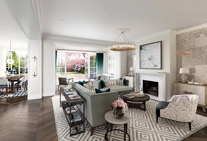 CapitalRise's first investment: Eaton Square apartment