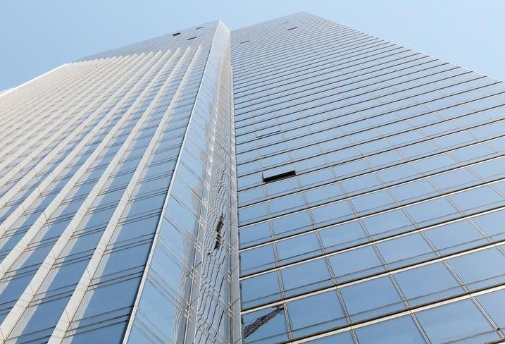 Millennium Tower, San Francisco,