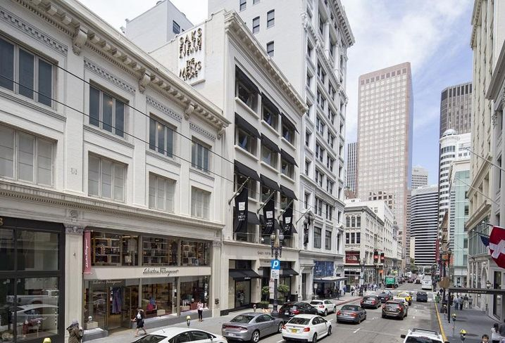 220 Post Street, San Francisco, Colliers