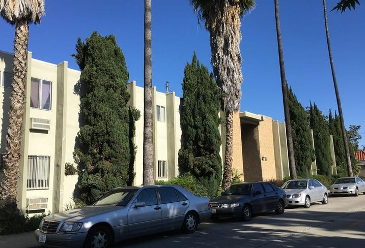 Blix Apartments located at 4731 Vineland Ave, LA