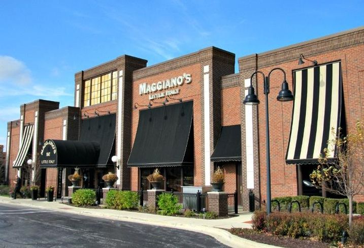 A Maggiano's located in Freedom Commons, Naperville, IL