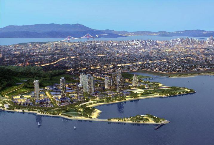 San Francisco, Shipyard,