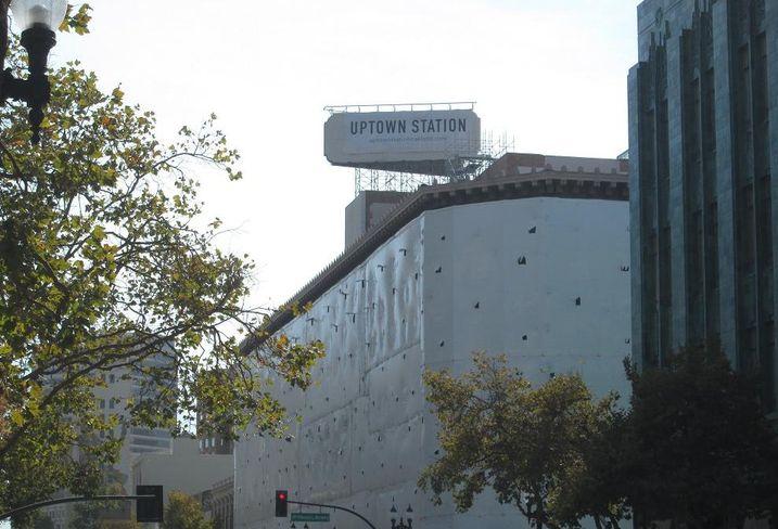 Uptown Station, Oakland