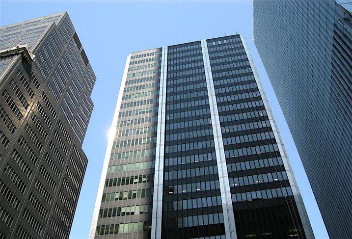 Oxford's Richmond-Adelaide Centre in Toronto.