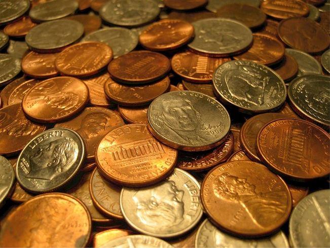 Coins pixabay